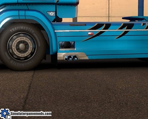 Car Driving Games >> ETS 2 – Scania RJL Lux Accessories V0.6 – Simulator Games ...