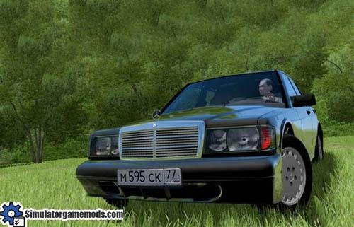 mercedes-benz-190-car