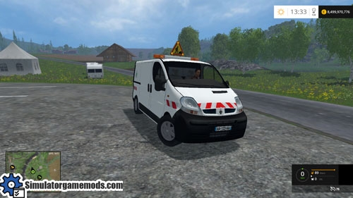 fs 2015 renault traffic vehicles mod simulator games mods download. Black Bedroom Furniture Sets. Home Design Ideas