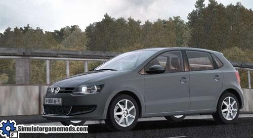 city car driving 1 5 1 volkswagen polo hatchback car mod. Black Bedroom Furniture Sets. Home Design Ideas