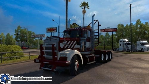 kenworth_w900_day_cab_truck