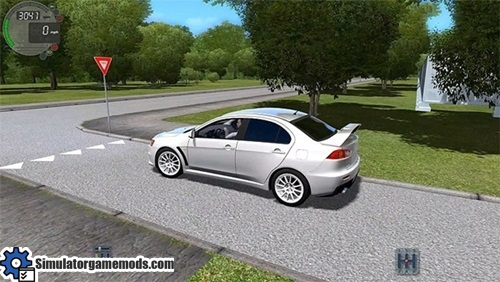 mitsubishi_lancer_x_car_mod