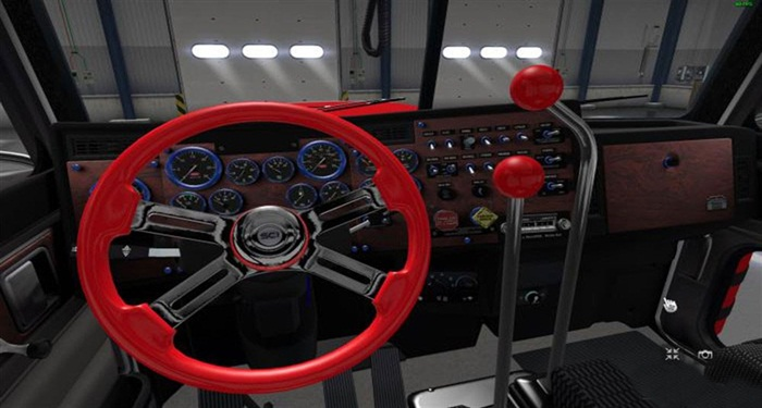 the-shift-lever-to-the-peterbilt-389-modified