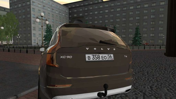 City Car Driving 1 5 1 Volvo Xc90 2016 Car Mod