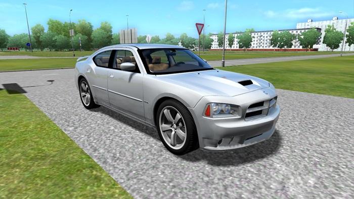 City Car Driving 1 5 2 Dodge Charger Srt8 Car Mod Simulator Games Mods Download