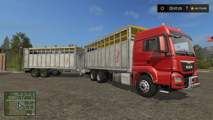 flieglanimaltruckpack