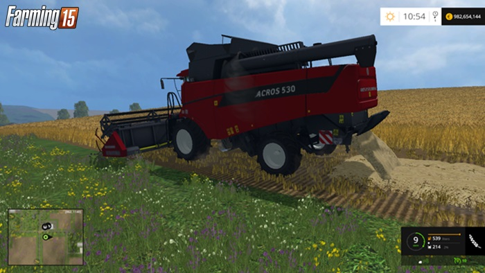 rostselmash_acros_530_red_harvester_sgmods_03