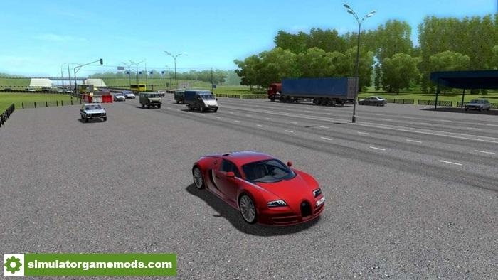 city car driving 1 5 2 bugatti veyron super sport car. Black Bedroom Furniture Sets. Home Design Ideas
