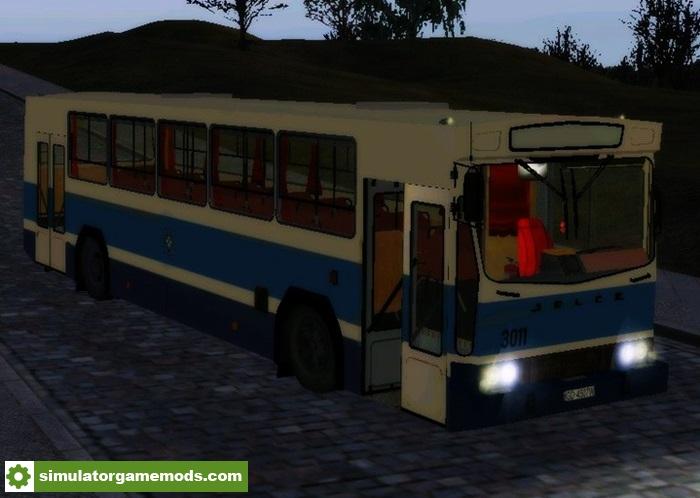 jelcz_l11_bus