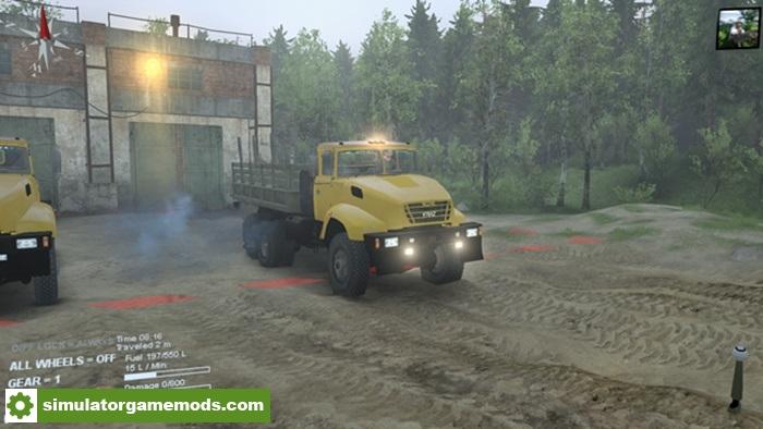 kraz_65032_truck