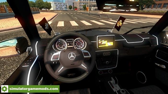 Mercedes benz gelandewagen 02