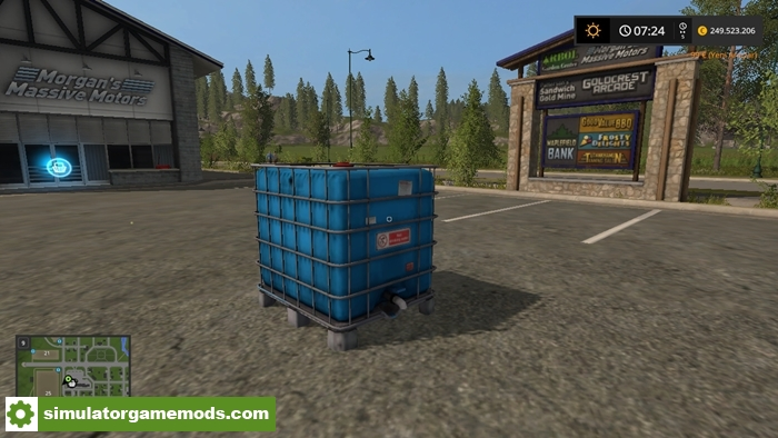 watertankmodfs17