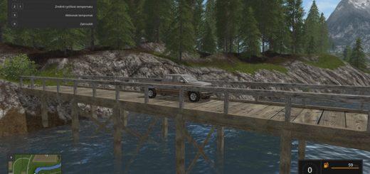 woodenbridge-placeable-fs17