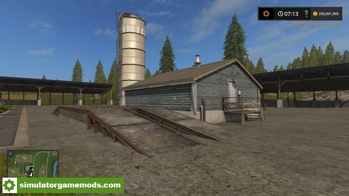 Car Simulator Games >> FS17 – Placeable Sell Point V1.5.150 – Simulator Games Mods Download