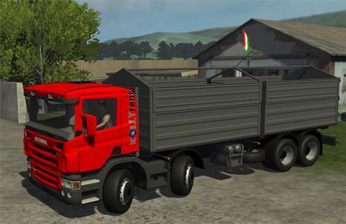 scaniap420truck
