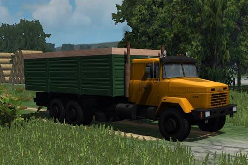 KrAZ-250
