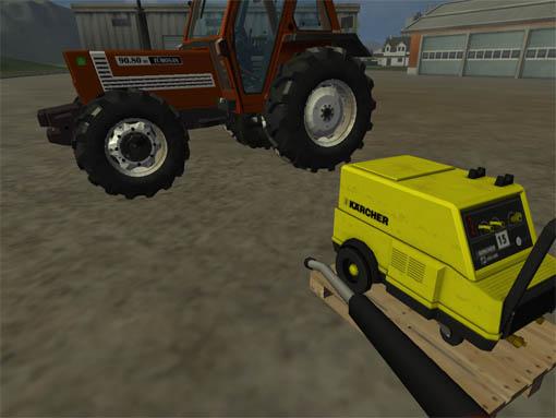 traktortemizleme
