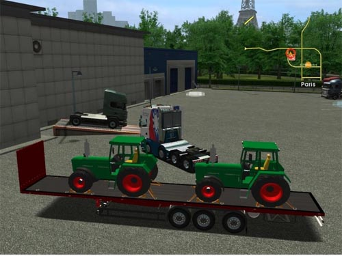 Agriculture Vehicles Euro Truck Simulator
