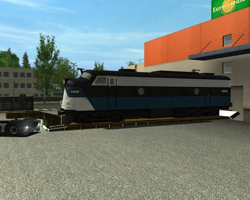 Train-Transport