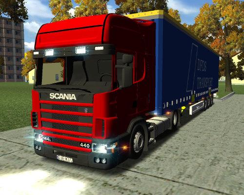 scania144l