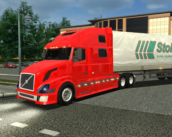 Volvo VNL 780 – Simulator Games Mods Download