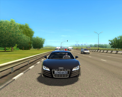 Audi R8 Coupe 5