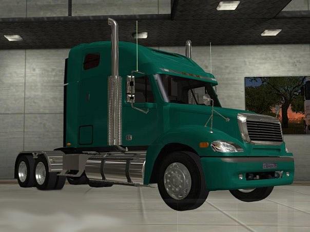 Freightliner Columbia American