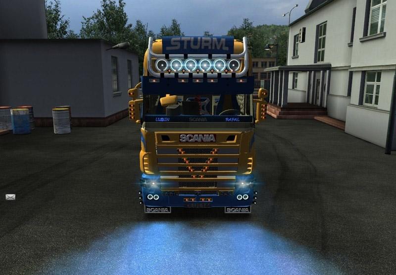 Scania L 144 Sturm ETS