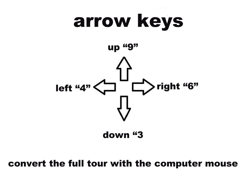 arrowkeys