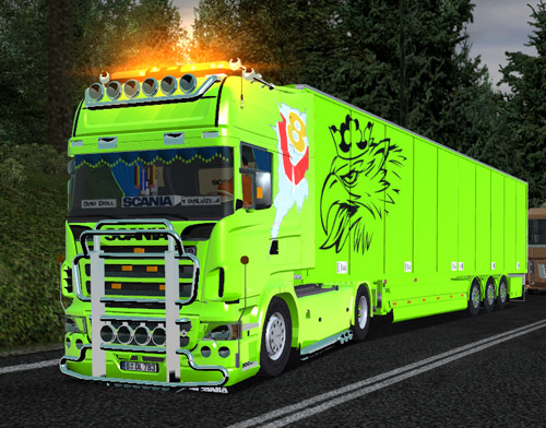 scaniabgreen