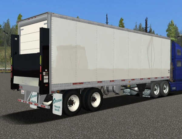 Cold Weather Utility Trailer (18WosHaulin)