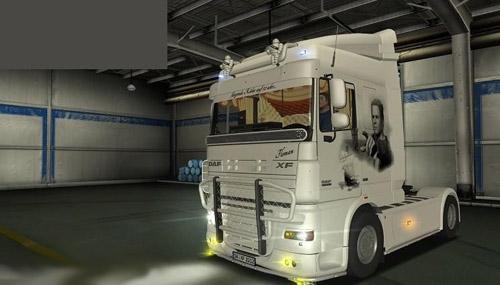 DAF XF 105 SC Truck