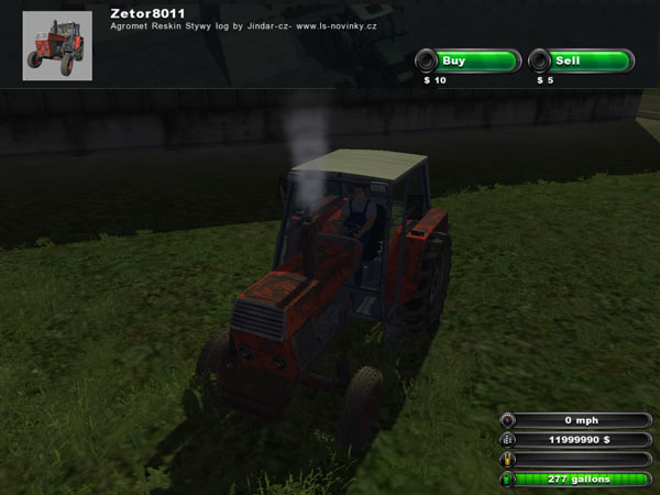 Zetor8011