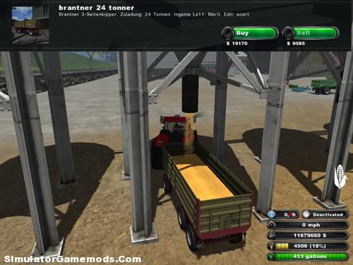 Brantner 24 Ton