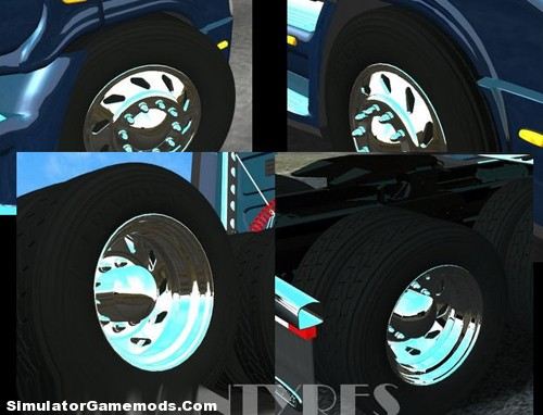 Freightliner-Wheels