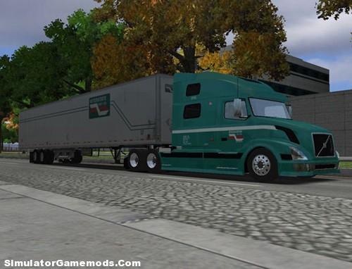 Interstate VNL780