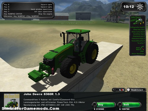 JohnDeere 8360R