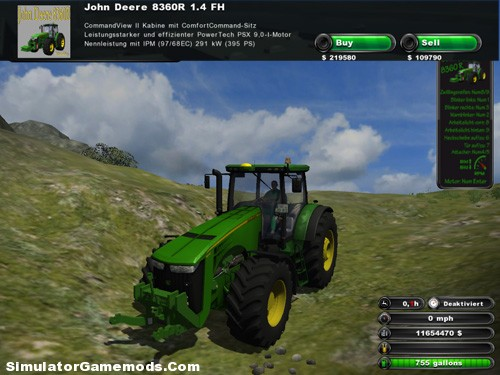 Johndeere8360R