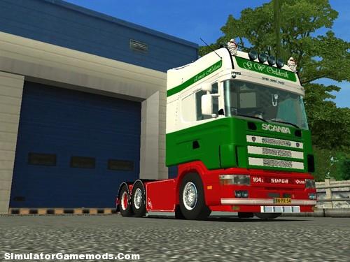 Scania-4-Serie