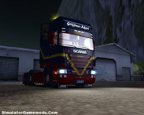 Scania-Klasse-A