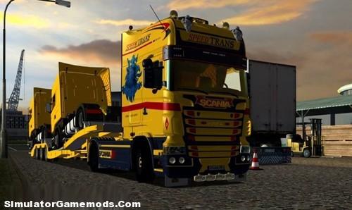 Scania-R460