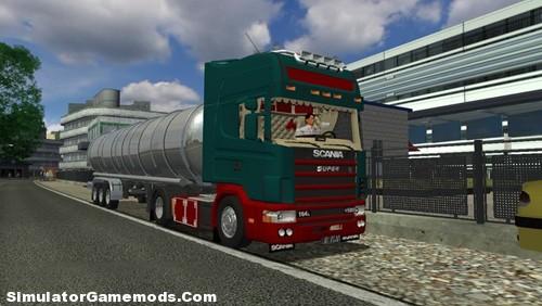 Scania-164l