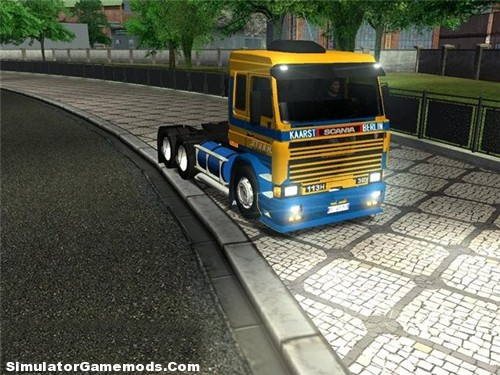 Scania-Class-C-113h-fronts