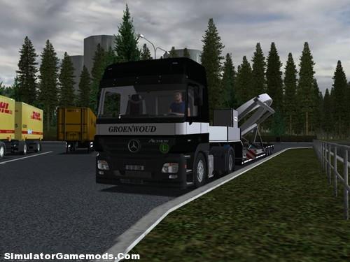 Combo-Actros-+-trailer-groenwoud-transport