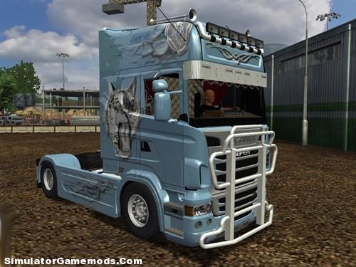 Scania-R2010