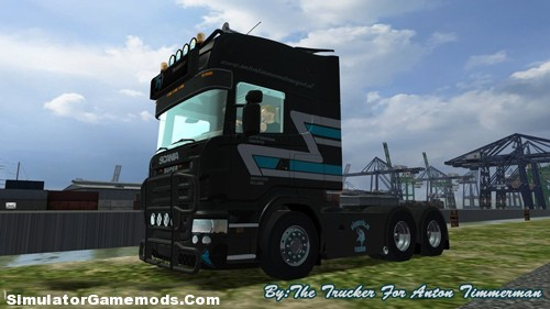 Scania-Timmerman