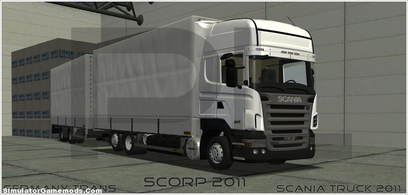 Scania-R-Tandem