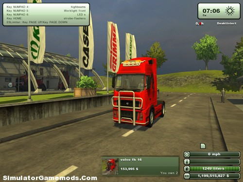 Kenworth W 900 – Simulator Games Mods Download