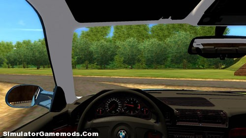BMWM5 E34 - 1