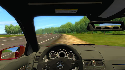 Mercedes benz c63 amg simulator games mods download for Mercedes benz car racing games